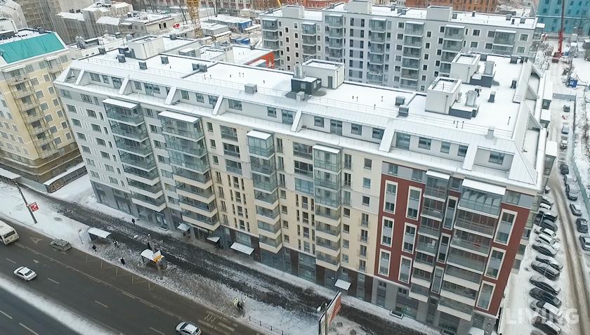 Что и как строят в Петербурге финны