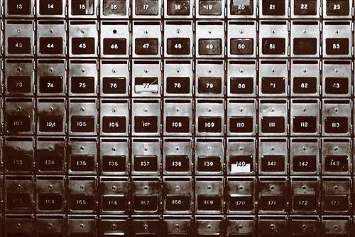 фото почтовых ящиков необычных