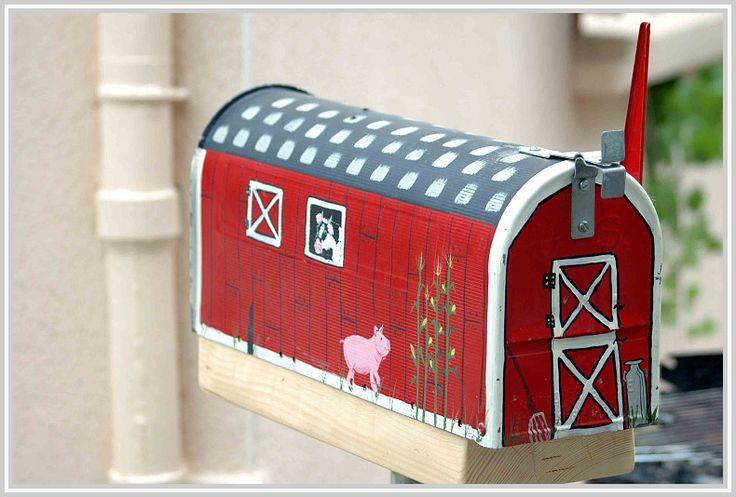 почтовые ящики фото дизайн