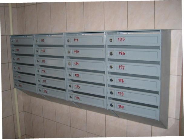 почтовые ящики фото дизайн фото
