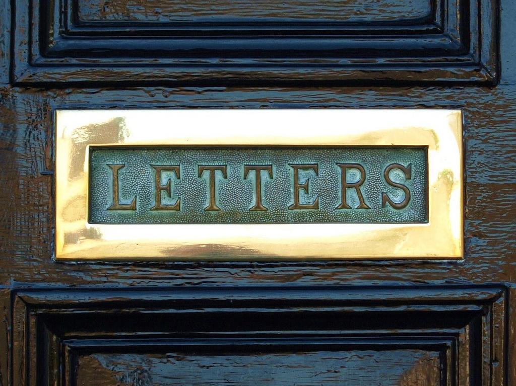 красивые почтовые ящики фото