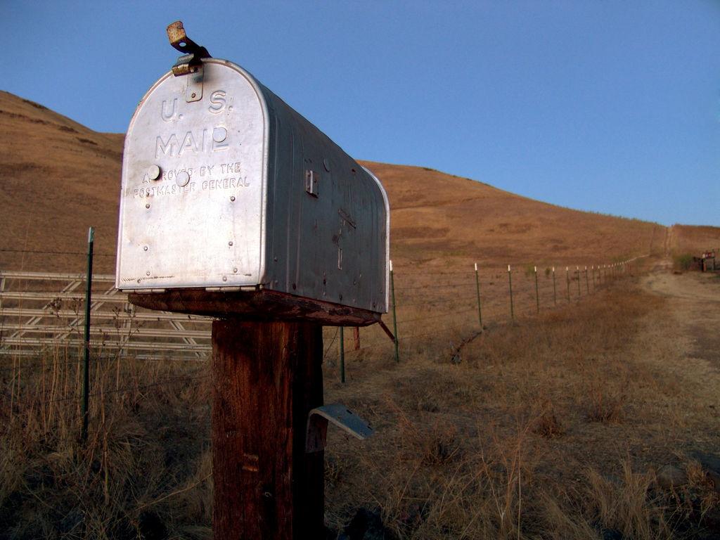 виды почтовых ящиков фото
