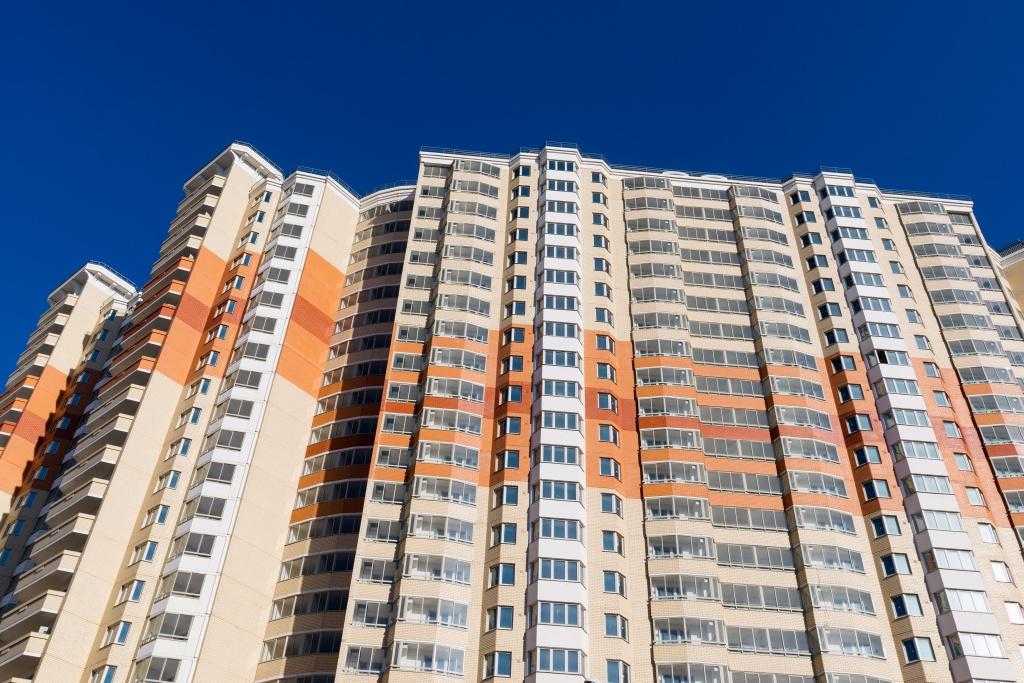 первичный рынок жилой недвижимости