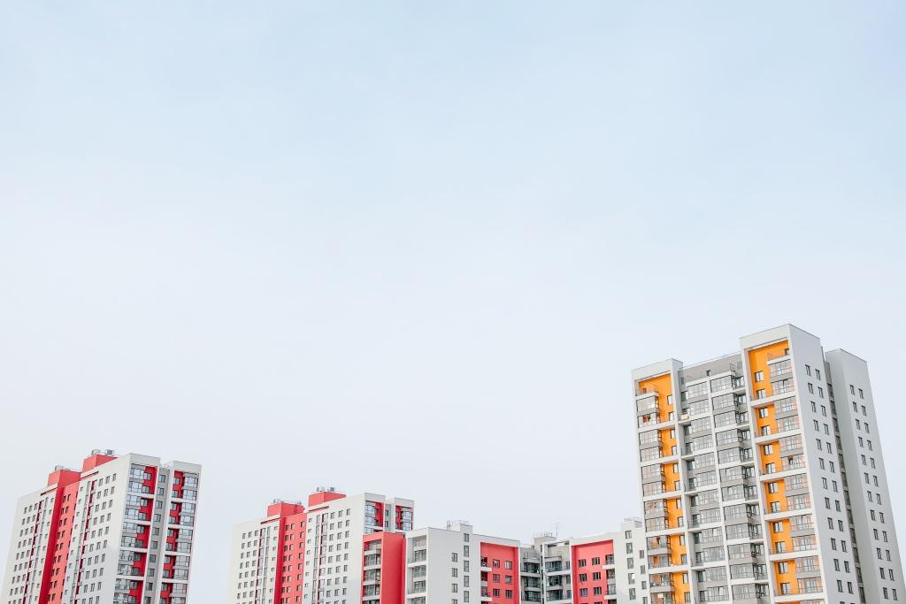 жилая первичная недвижимость